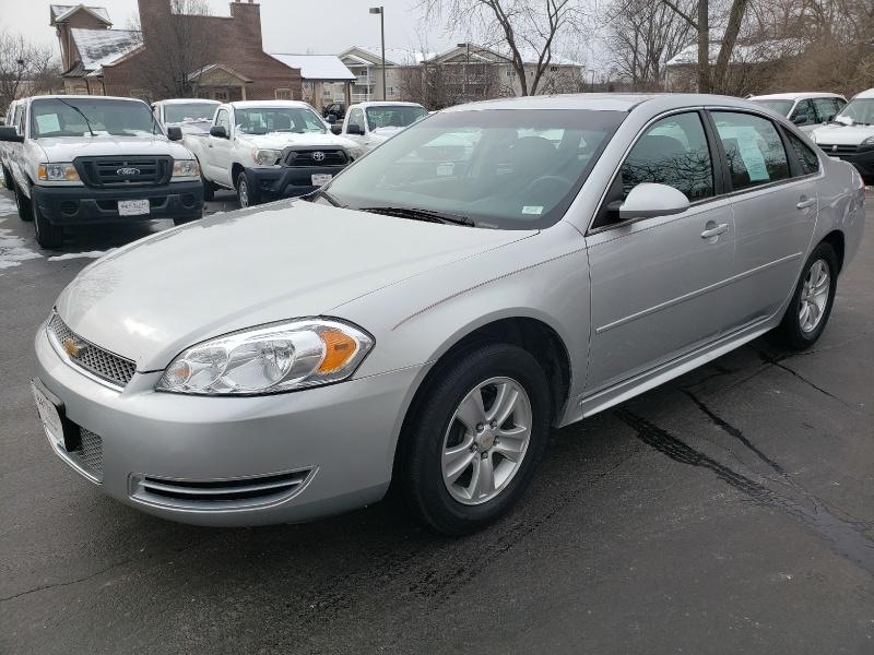 Chevrolet Impala 2012 price $5,995
