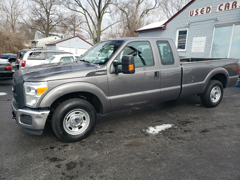Ford Super Duty F-250 SRW 2014 price $12,995