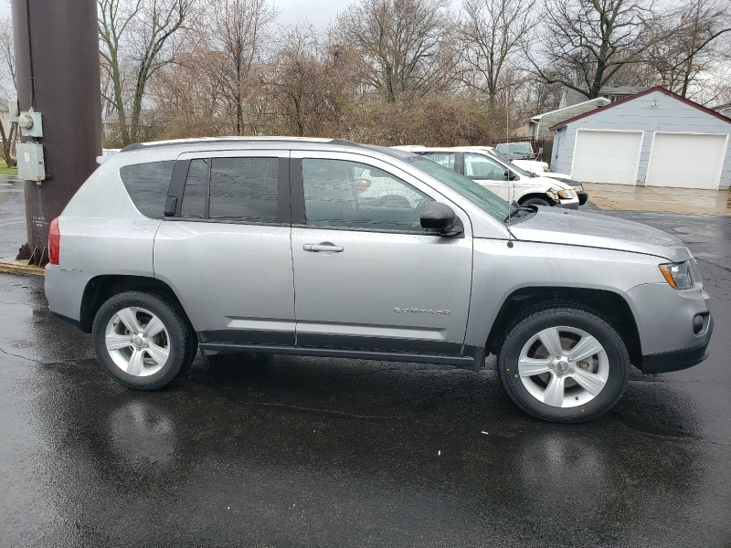 Jeep Compass 2014 price $8,995
