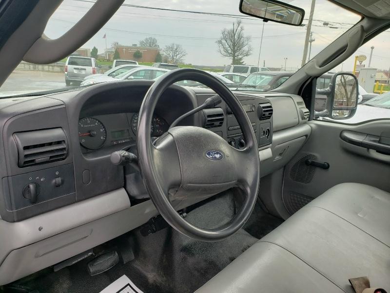 Ford Super Duty F-250 2005 price $5,995