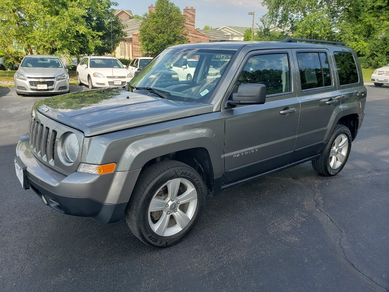 Jeep Patriot 2012 price $7,995