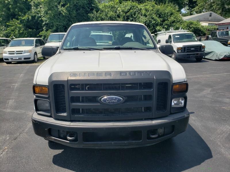 Ford Super Duty F-250 SRW 2008 price $7,995