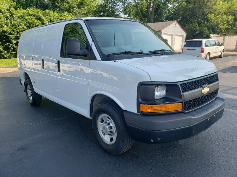 Chevrolet Express Cargo Van 2014 price $9,995