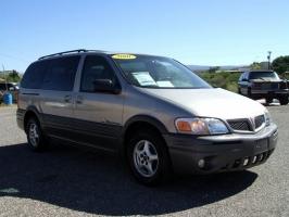 Pontiac Montana 2001