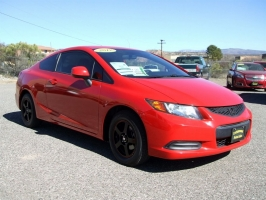 Honda Civic Cpe 2012
