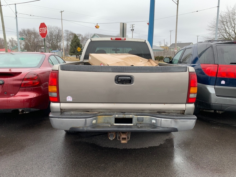 Chevrolet SILVERADO 1999 price $5,000