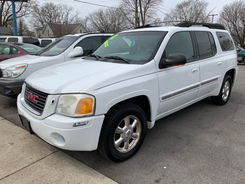 GMC ENVOY 2002 price $4,500
