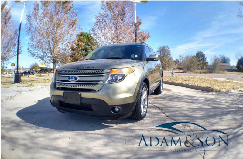 FORD EXPLORER 2013 price $17,486