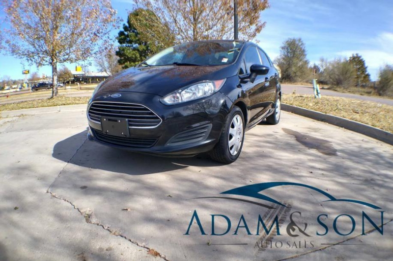 FORD FIESTA 2016 price $6,712