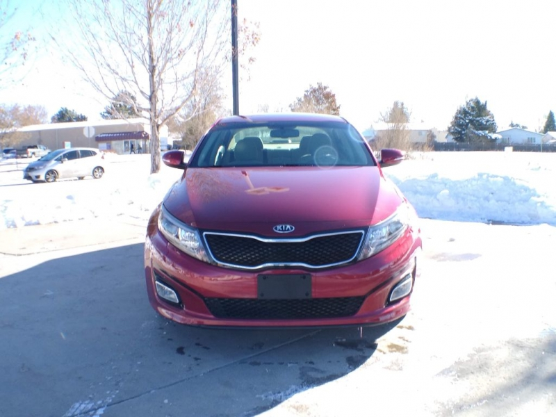 KIA OPTIMA 2015 price $15,815