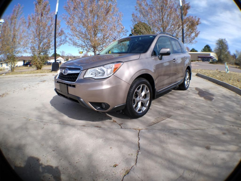 SUBARU FORESTER 2016 price $19,800