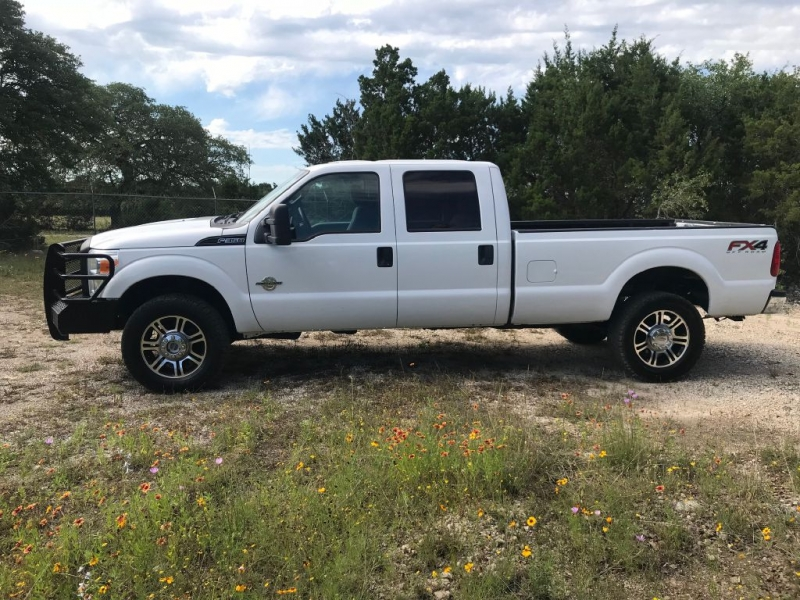 FORD F350 2014 price $17,900