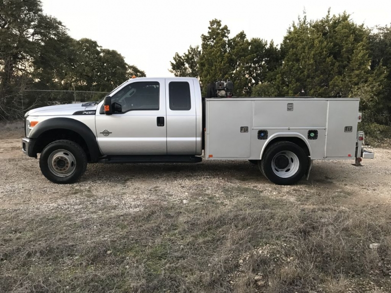 FORD F450 2014 price $15,900