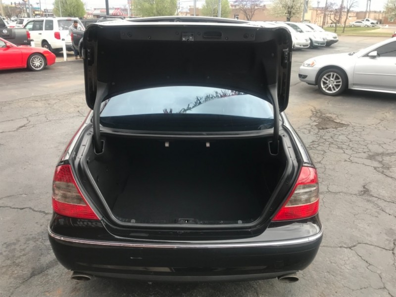 Mercedes-Benz E-Class 2007 price $6,998