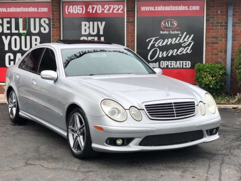 Mercedes-Benz E-Class 2005 price $8,995