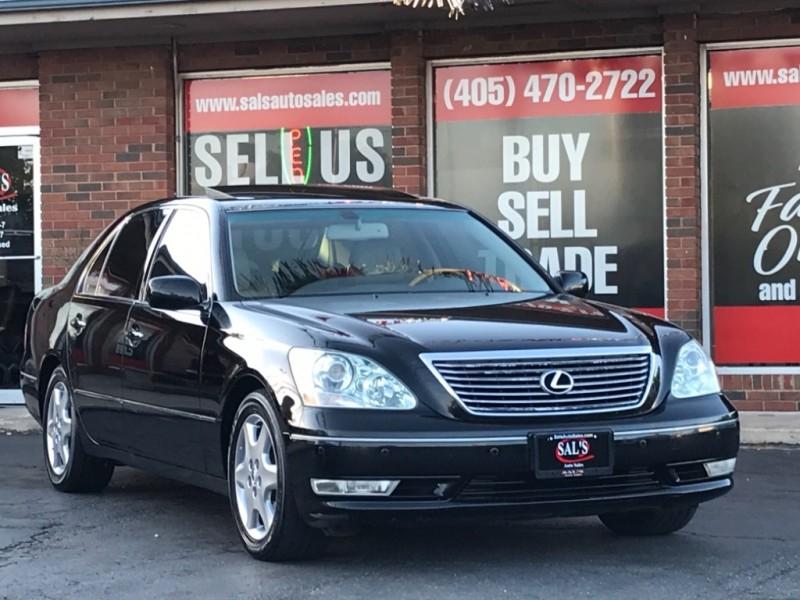 Lexus LS 430 2006 price $7,500