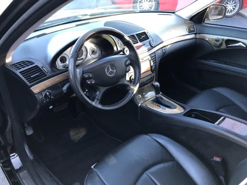 Mercedes-Benz E-Class 2009 price $6,995