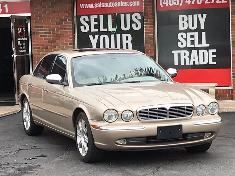 2004 Jaguar XJ