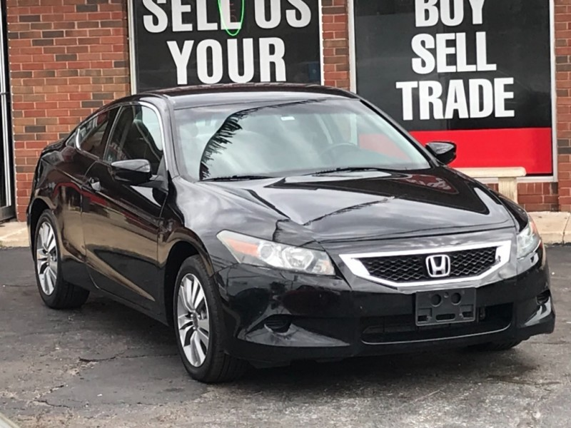 2009 Honda Accord Cpe