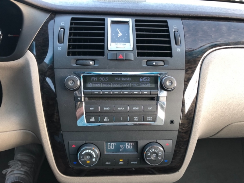 Cadillac DTS 2010 price $5,995
