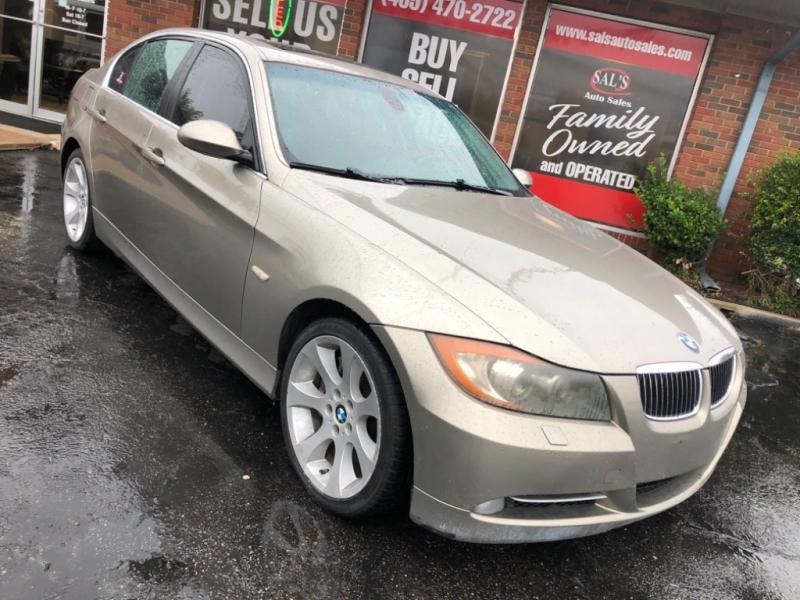 BMW 3-Series 2007 price $5,998