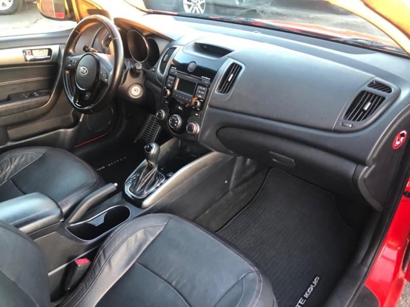 Kia Forte Koup 2013 price $5,500