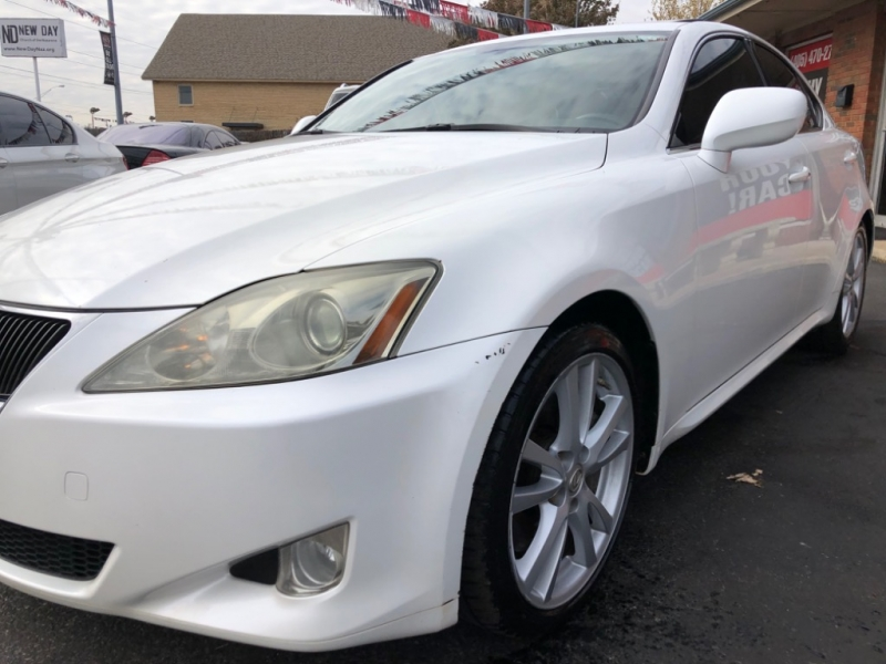 Lexus IS 350 2007 price $8,995