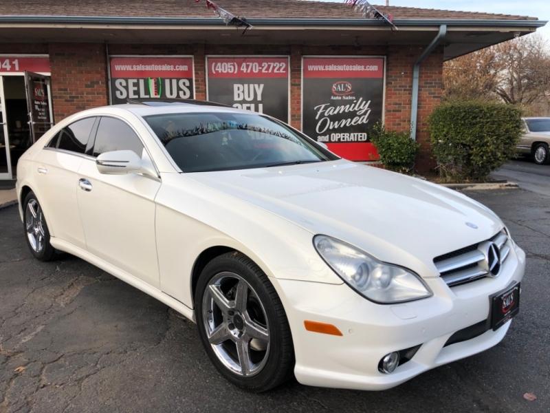 Mercedes-Benz CLS-Class 2011 price $8,500