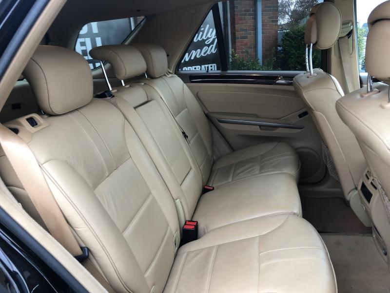 Mercedes-Benz M-Class 2010 price $8,500