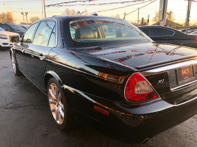 Jaguar XJ 2008 price $9,998