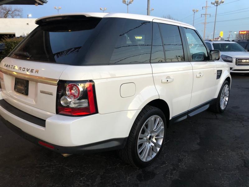Land Rover Range Rover Sport 2012 price $13,998