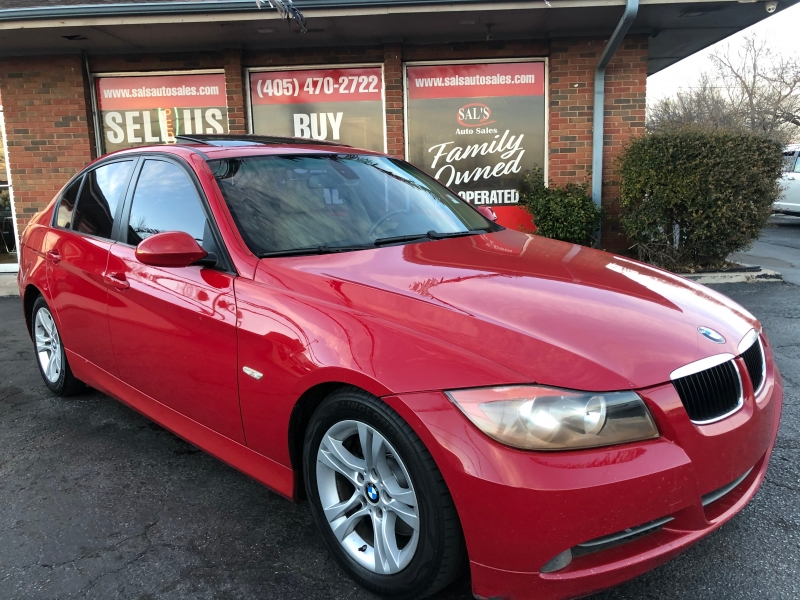BMW 3-Series 2008 price $5,500 Cash