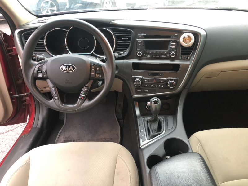 Kia Optima 2013 price $6,500