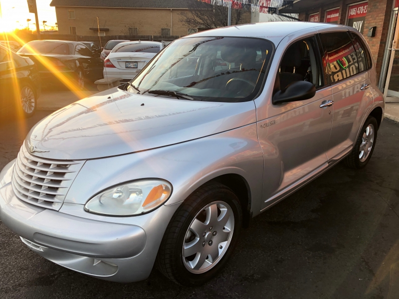 Chrysler PT Cruiser 2003 price $3,500