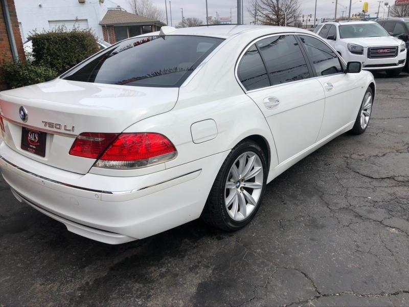 BMW 7-Series 2007 price $6,998