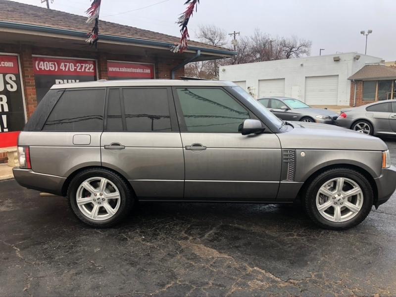 Land Rover Range Rover 2010 price $11,998