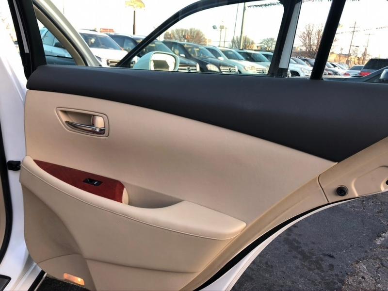Lexus ES 350 2009 price $7,500