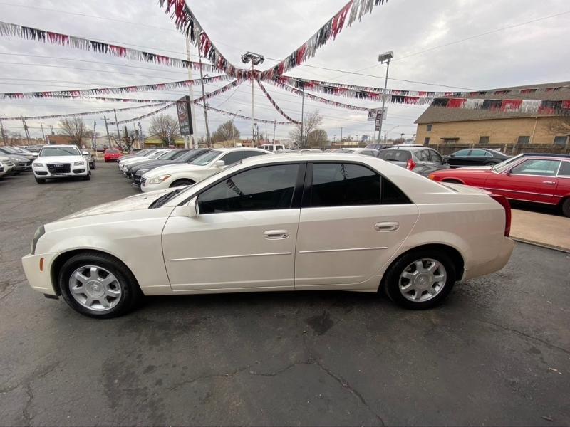 Cadillac CTS 2004 price $4,500