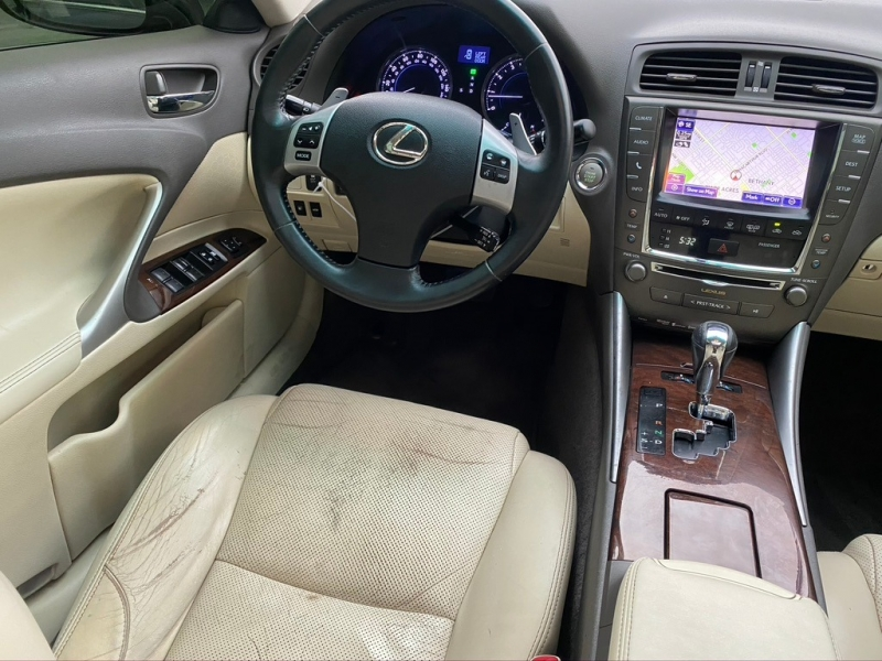 Lexus IS 250 2013 price $9,995