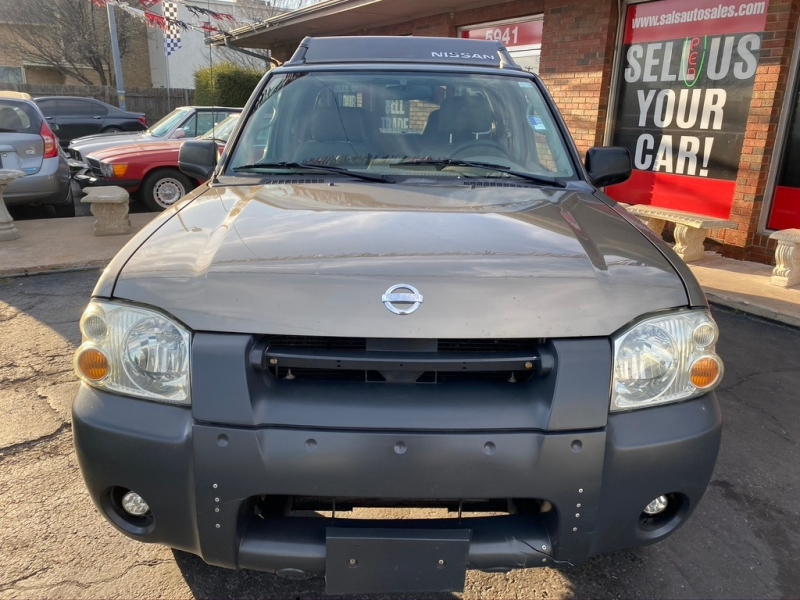 Nissan Frontier 2002 price $6,500
