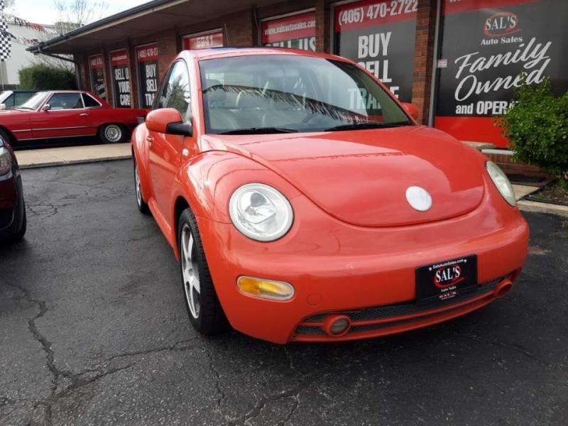 Volkswagen New Beetle 2003 price $2,995
