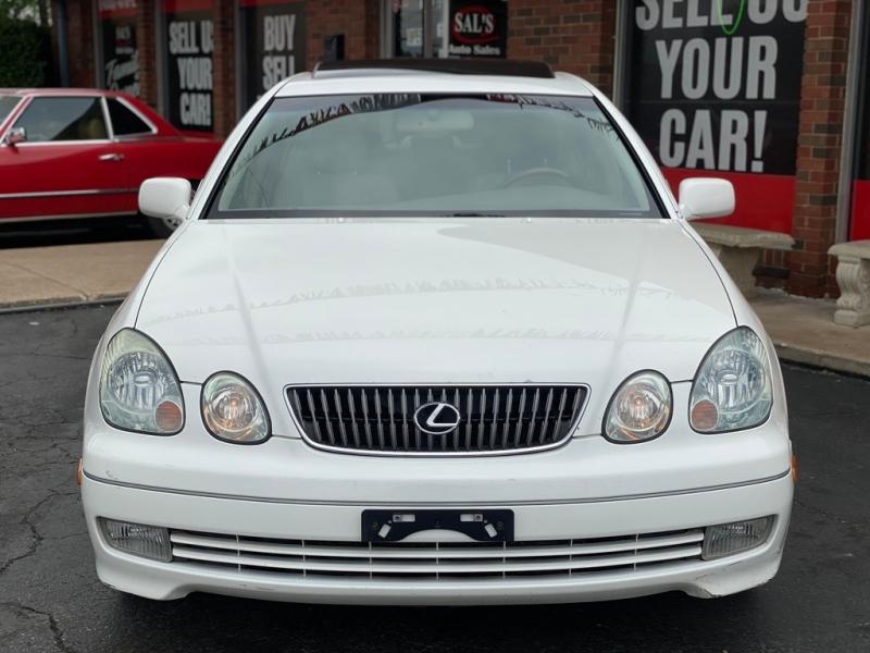 Lexus GS 430 2001 price $6,500