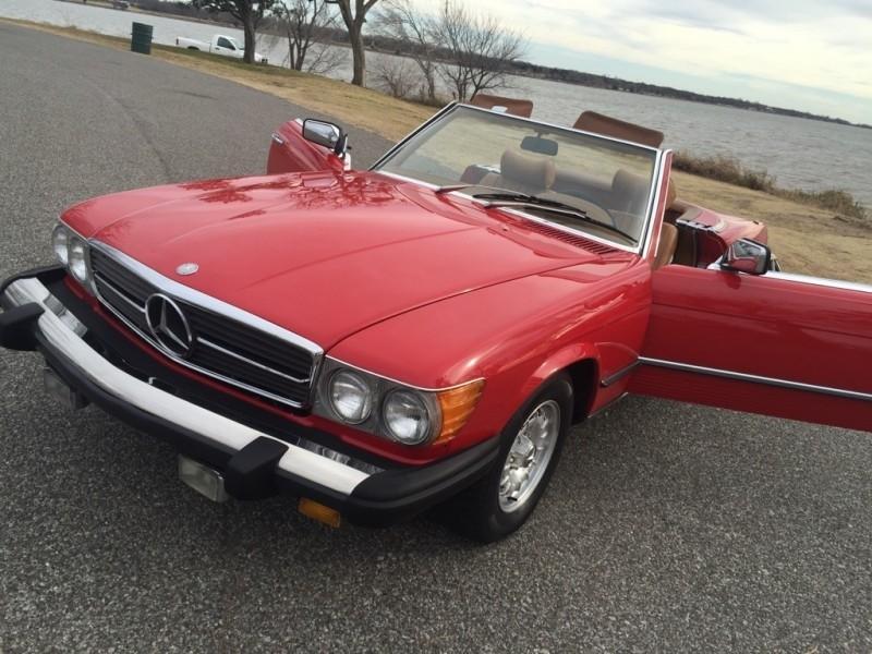 Mercedes-Benz SL450 1976 price $9,998