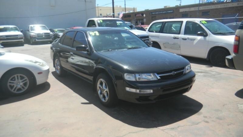 Nissan Maxima 1997 price $499 Down