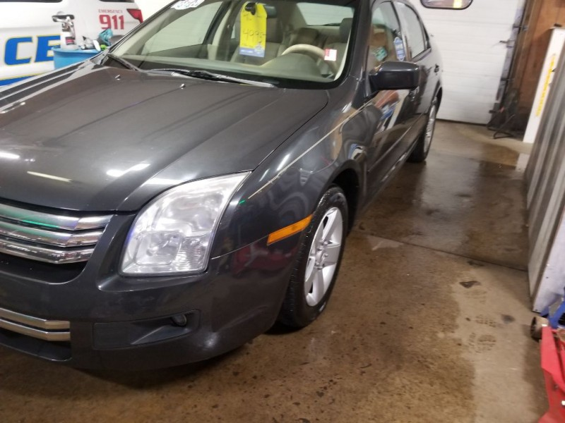 Ford FUSION 2007 price $3,750