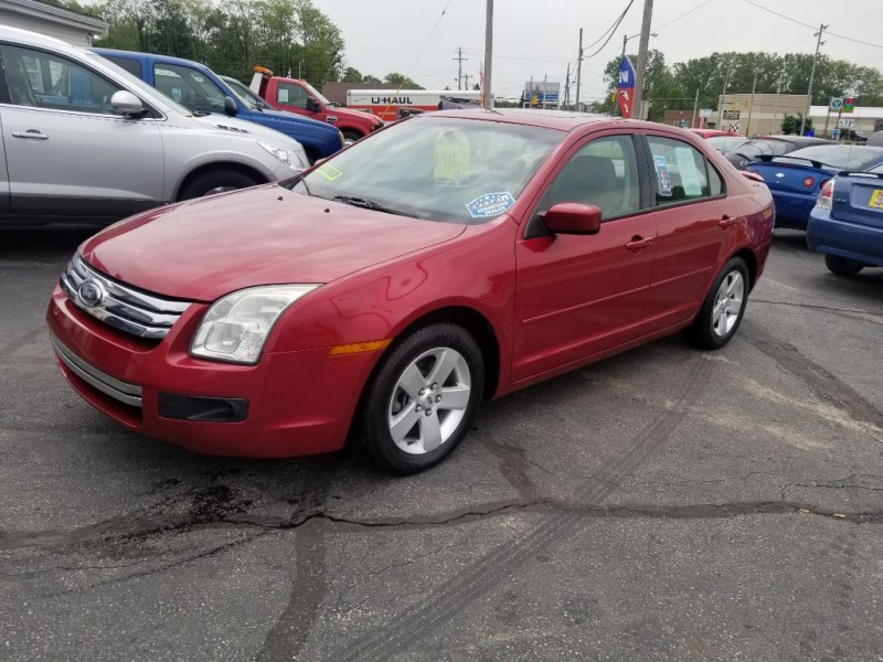 FORD FUSION 2008 price $4,495