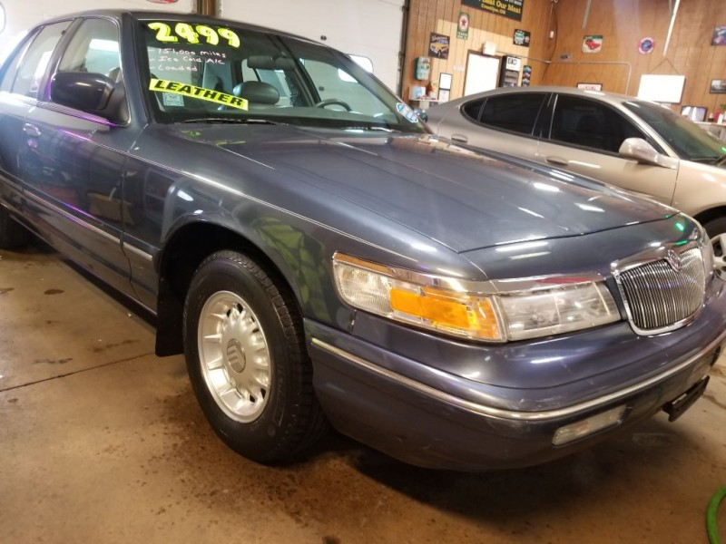 MERCURY GRAND MARQUIS 1996 price $2,499