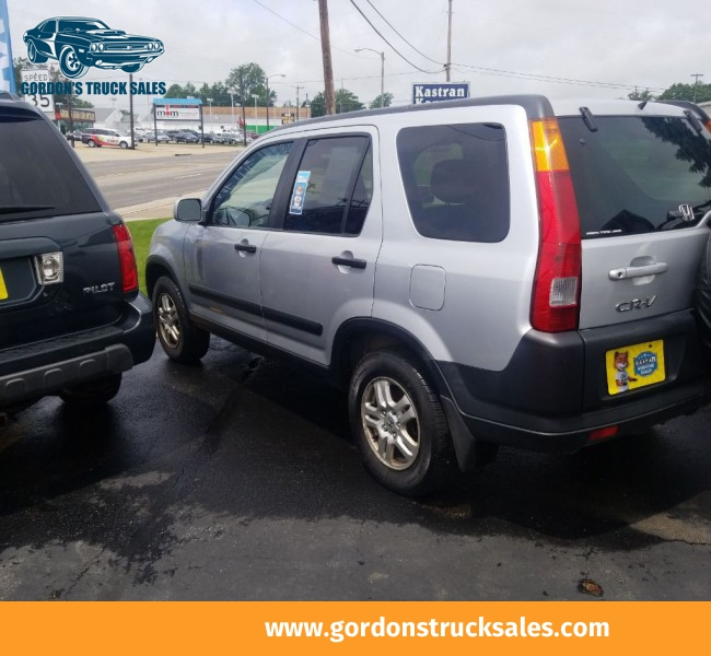 HONDA CR-V 2003 price $2,250