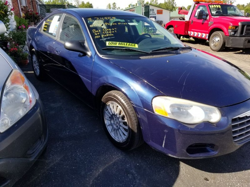CHRYSLER SEBRING 2006 price $2,995