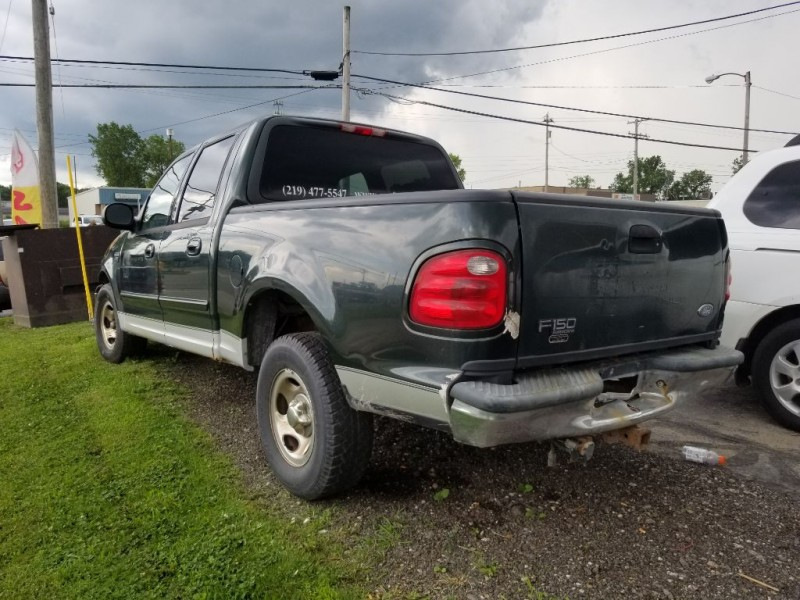 FORD F150 2001 price $2,250